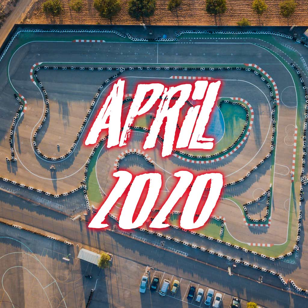 Pitbike Training April 2020