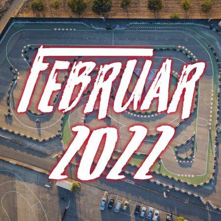 Pitbike Training Februar 2022