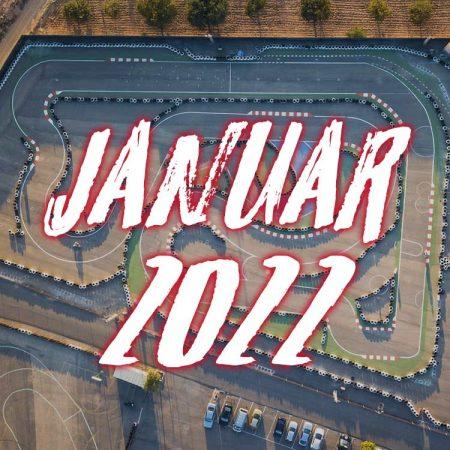 Pitbike Training Januar 2022